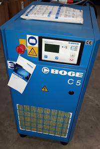 Boge Kompressor C5